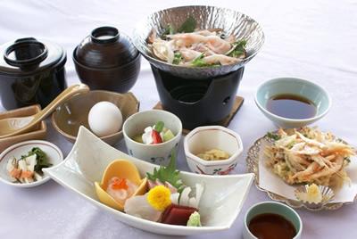 第一イン新湊 和食【潮騒】写真2