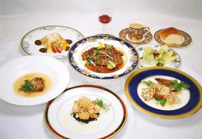 第一イン新湊 レストラン【リーブル】写真2