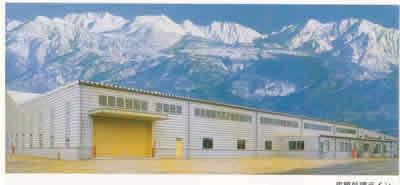 パーカー加工株式会社 北陸工場写真1