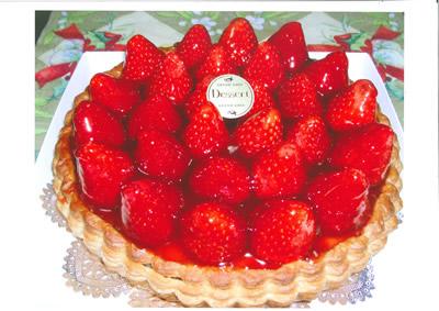フランス菓子 モリナガ写真2
