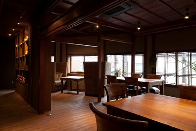 カフェuchikawa六角堂写真1